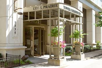 1335 S Prairie Unit 1505, Chicago, IL 60605