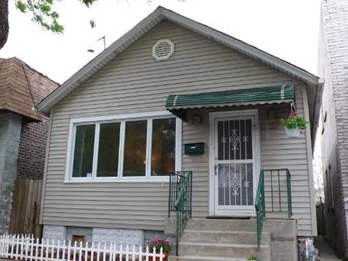 3807 S Wallace, Chicago, IL 60609