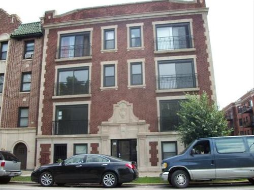 4627 S Drexel Unit 2W, Chicago, IL 60653