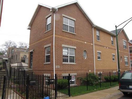 3551 S Calumet, Chicago, IL 60653