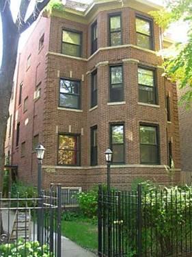 5811 N Winthrop, Chicago, IL 60660