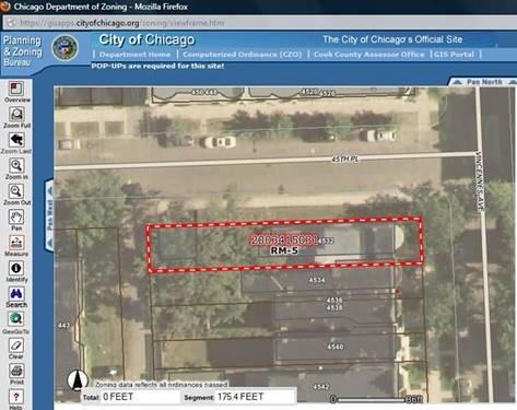 4532 S Vincennes, Chicago, IL 60653