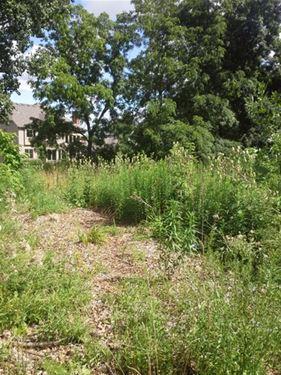 Lot 20 Oakwood, St. Charles, IL 60175