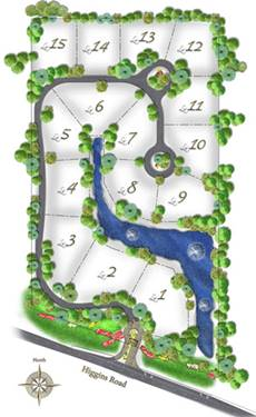LOT 14 Enclave, South Barrington, IL 60010