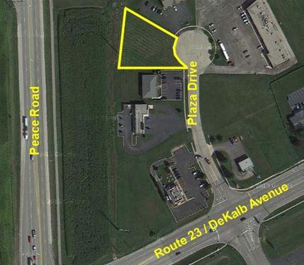 TBD Plaza, Sycamore, IL 60178