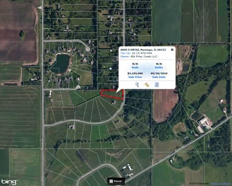 8809 S Hill, Marengo, IL 60152