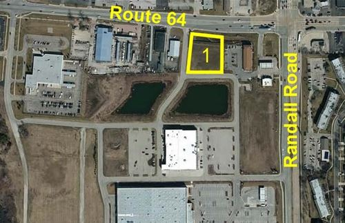 Lot 1 Route 64, St. Charles, IL 60174