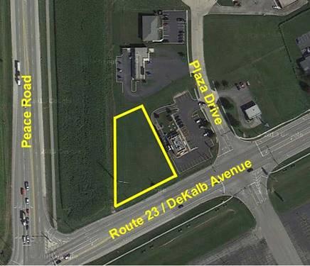 Lot 1 Route 23, Sycamore, IL 60178