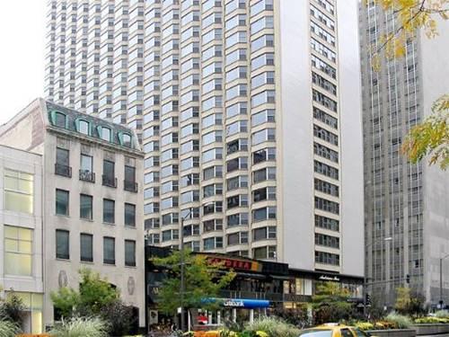 535 N Michigan Unit 1808, Chicago, IL 60611 Streeterville