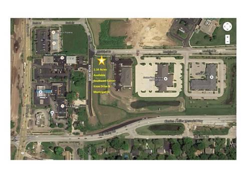 000 Knox Drive & Municipal Dri, Mchenry, IL 60050