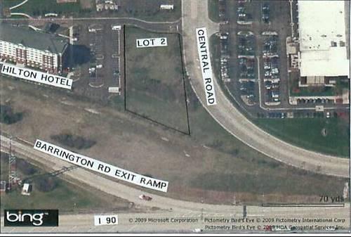 Lot 2 Central, Hoffman Estates, IL 60195