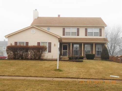 942 S Millwood, Bartlett, IL 60103