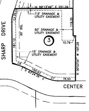 Lot 3 Sharp, Shorewood, IL 60404