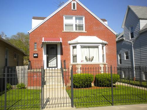 7244 S Artesian, Chicago, IL 60629