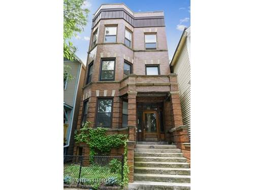 3256 N Lakewood, Chicago, IL 60657 Lakeview