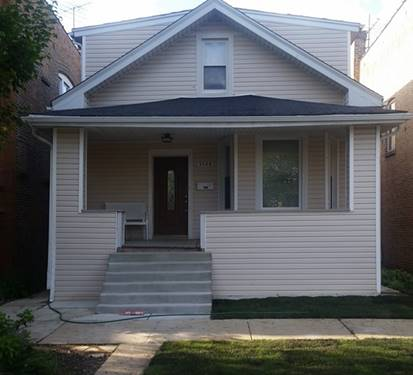 5428 W Dakin, Chicago, IL 60641