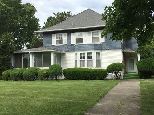 211 N Prairie, Dwight, IL 60420