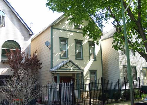 2146 W Wellington, Chicago, IL 60618 West Lakeview