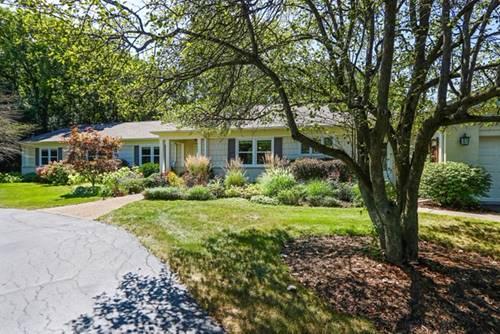 1718 Oak Knoll, Lake Forest, IL 60045