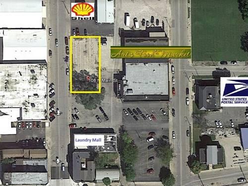 108 N Main, Sandwich, IL 60548