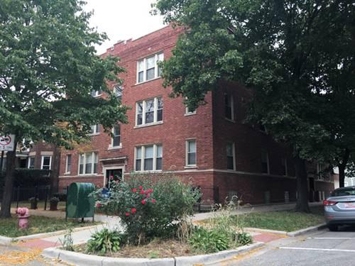 3903 N Claremont Unit 1, Chicago, IL 60618