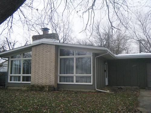 1241 King, South Holland, IL 60473