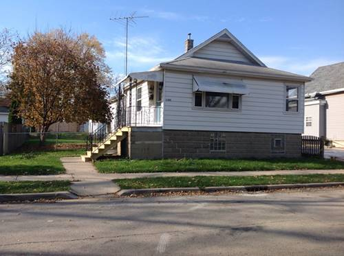 1105 Cora, Joliet, IL 60435