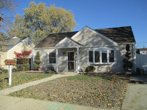 9225 Central, Oak Lawn, IL 60453
