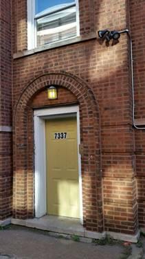 7337 S Yale Unit 2, Chicago, IL 60621