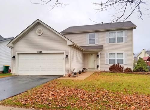 22026 W Miller, Plainfield, IL 60544