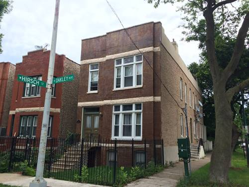 1401 N Oakley, Chicago, IL 60622