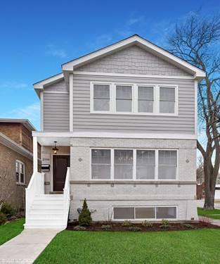 2500 W Berteau, Chicago, IL 60618 North Center