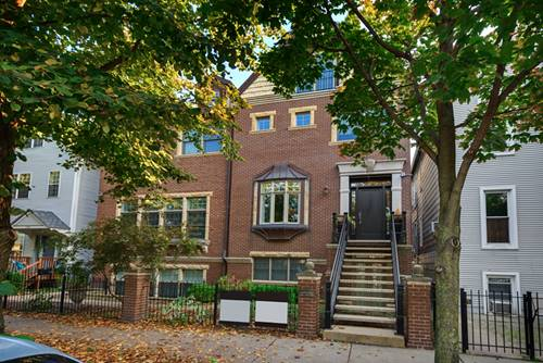 1345 W Wolfram, Chicago, IL 60657 Lakeview