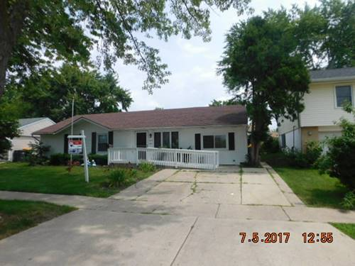 805 Sunnydale, Streamwood, IL 60107