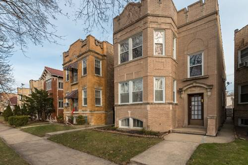 6429 N Campbell, Chicago, IL 60645