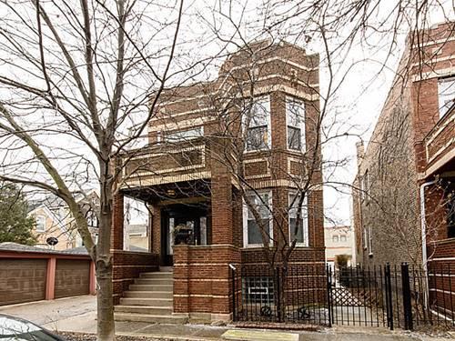 2113 W Shakespeare, Chicago, IL 60647 Bucktown