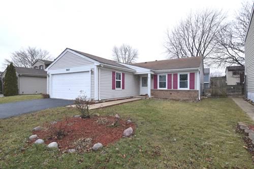 960 Edenwood, Roselle, IL 60172