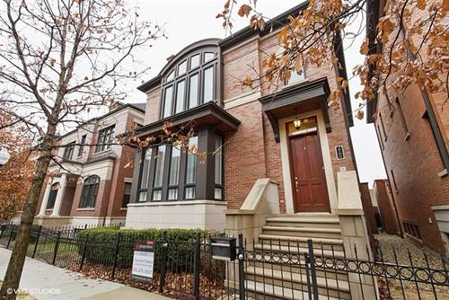 2700 N Hartland, Chicago, IL 60614 West Lincoln Park