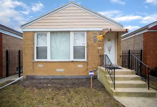 4535 S Leclaire, Chicago, IL 60638