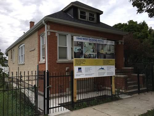 3940 W Dickens, Chicago, IL 60647