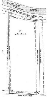 Lot 15 Carolyn, Elburn, IL 60119