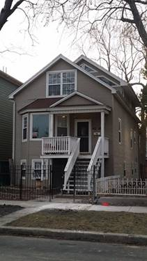 4138 N Whipple, Chicago, IL 60618