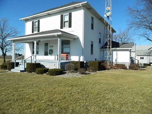 3002 E 1800 North, Sheldon, IL 60966