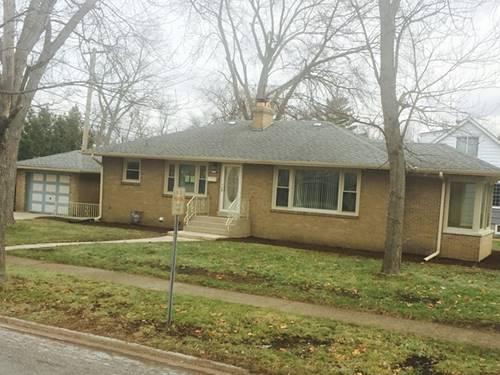 18551 Walter, Lansing, IL 60438