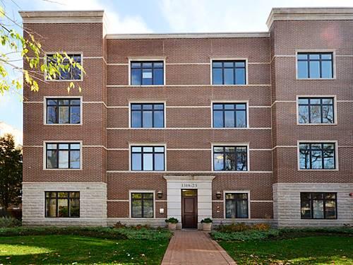 1319 Maple Unit 3SE, Evanston, IL 60201