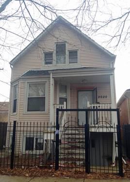 2020 N Leamington, Chicago, IL 60639