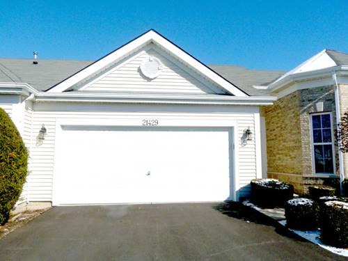 21429 W Douglas, Plainfield, IL 60544