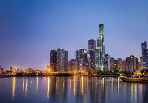363 E Wacker Unit 1707, Chicago, IL 60601 New Eastside