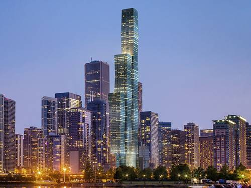 363 E Wacker Unit 5505, Chicago, IL 60601 New Eastside