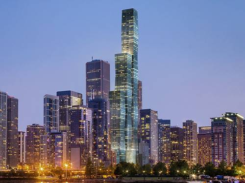 363 E Wacker Unit 5605, Chicago, IL 60601 New Eastside